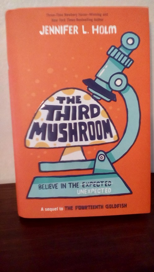 Funny and engaging read for students in middle grades-teachers who teach science will love this book