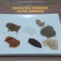 How to Make Gluten-Free Homemade Fajitas Marinade
