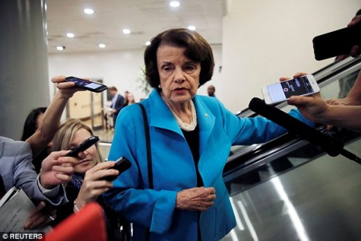 False in False out is the same as garbage in garbage out. And that applies to Feinstein's method of waiting until after the confirmation hearing was ready to vote. They should rename the democrat party as the Draconian party!