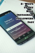 How to Get Real Instagram Followers Fast