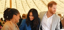 Meghan Markle's Cookbook Launch: Prince Harry and Doria Ragland Very Proud