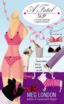 Book Review: A Fatal Slip by Meg London