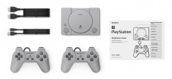 PlayStation to Release Retro Classic Console Come December