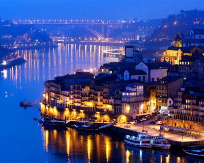 Porto - with history going back to the 4th century.