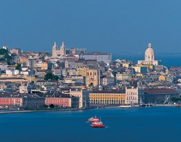 Lisbon. The Jewel in Portugals' crown.