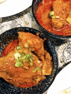 Malay Chicken Rendang
