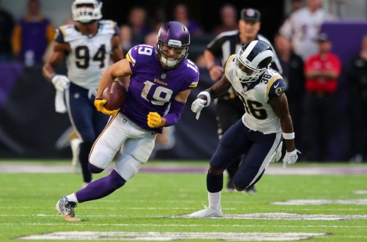 Vikings/ Rams Match up of the week