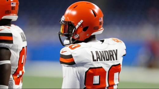 Jarvis Landry WR- Cleveland Browns