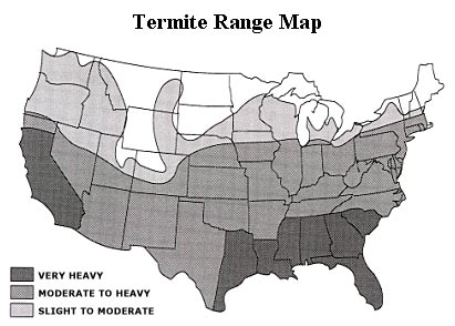 Reprinted from http://www.d-and-s-termite.com/termite-range.html