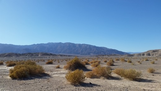 Death Valley. Do you really want to live here?