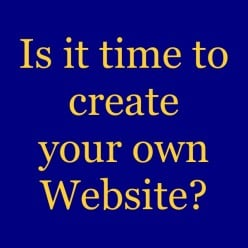 Creating and Operating Your own Website