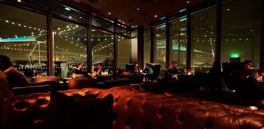 SkyLounge in Amsterdam