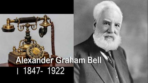 The Inventor of the Telephone