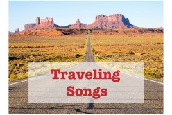 10 Restless Wandering or Traveling Songs