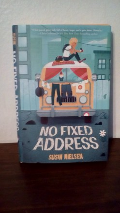 Homeless and Hope Go Hand in Hand for Middle Grade Student in New Book by Susin Nielson
