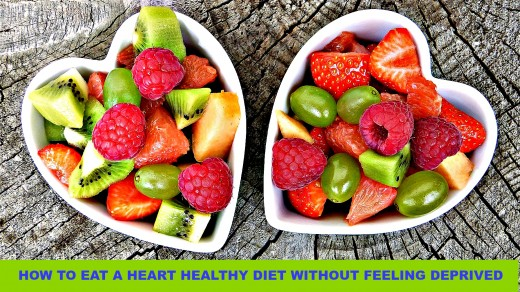 Tips to help people comfortably eat the types of foods that will keep them heart healthy.