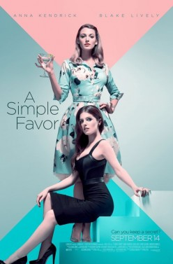 Mom Turns Sleuth: A Simple Favor