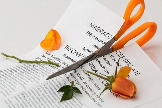 Women Causing Divorce