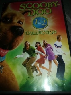 Movie Reviews for Scooby Doo 1 the movie and Scooby Doo 2 the movie