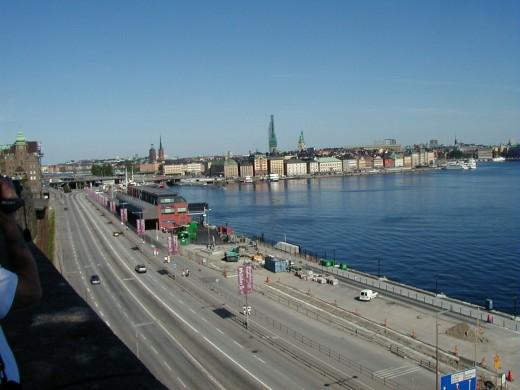Sweden city