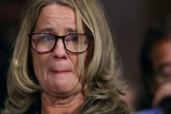 Anti Trumper Won't Stay on Topic of Confirming Kavanaugh - Part 2