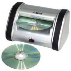 CD Shredder / Data Detroyer by Norazza