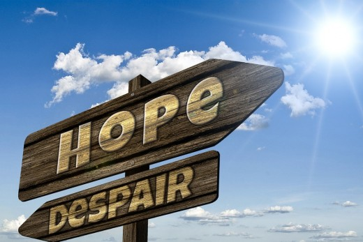 Always choose hope