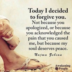 You May Forgive But Can You Forget?