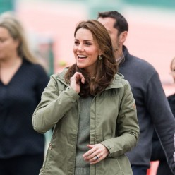 Kate Middleton, Duchess of Cambridge, Back to Royal Duties After Maternity Leave