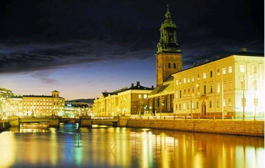 Top Gothenburg attractions