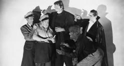 Random Review: 'Abbott and Costello Meet Frankenstein'