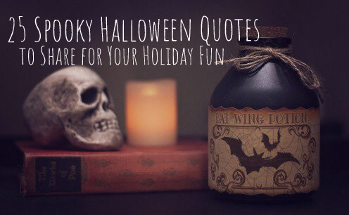 Potion Poison Halloween Scary Horror Spooky Quotes