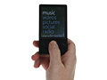 Super easy interface make the Zune prime choice