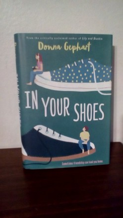 Middle School Friendships Can Begin in Any Situation, Even With a Bowling Shoe in New YA Book From Donna Gephart
