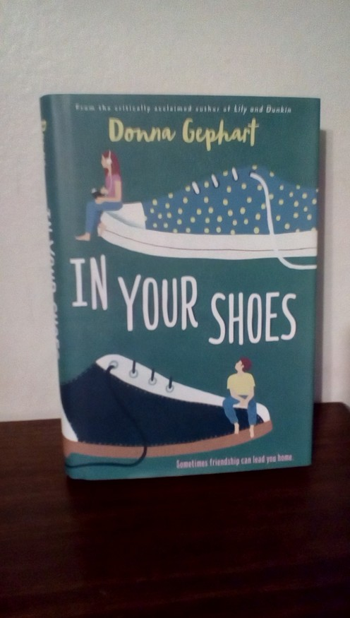 Great read for students in middle school who experience ways to find friends