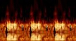 The Lake of Fire with the devil, his angels, the beast and false prophet