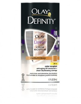 Olay Definity Color Recapture
