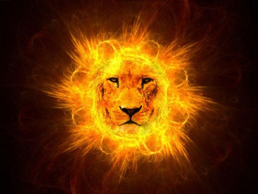 The Lion of Judah, Jesus Christ