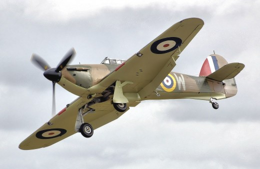 An overlooked hero, the Hawker Hurricane was the true hero of the Battle of Britain