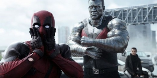 'Deadpool' is a stark contrast to the clean-cut world of Marvel's usual output, being very violent and foul-mouthed. I approve!