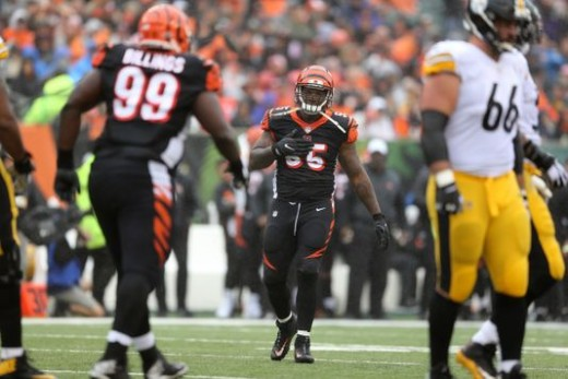 Antonio Brown's 31 yard touchdown reception with 10 seconds left lifted the Steelers over the Bengals and into the thick of things in the AFC North