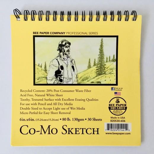 Co-Mo Sketch Pad