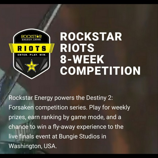 Rockstar Riots Competition