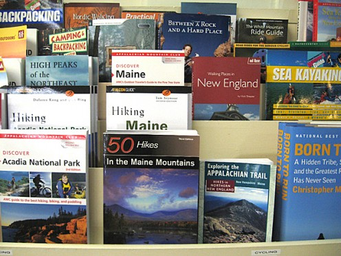 A selection of guidebooks, maps and activity brochures will give your guests plenty of things to do during the day.