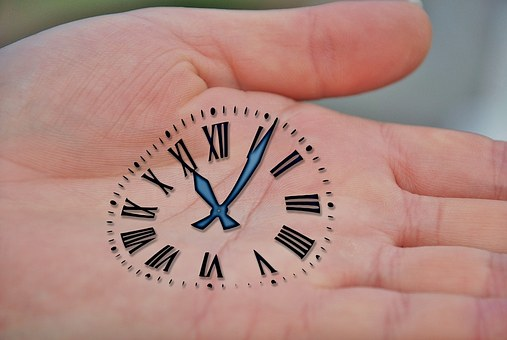 Keeping time can be a tricky thing to achieve. You will need to keep a tight hold of it.
