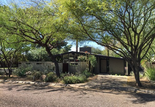 Windemere is a modern time capsule of Phoenix residential design.