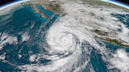Hurricane Willa Barrels into central Mexico
