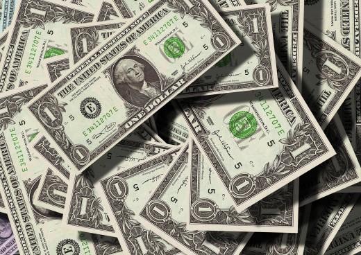Saving dollars each time