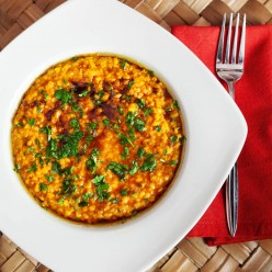 How to make Sookhi Urad Dal Amritsari?
