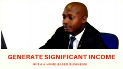 Generate Significant Income With a Home Based Business!